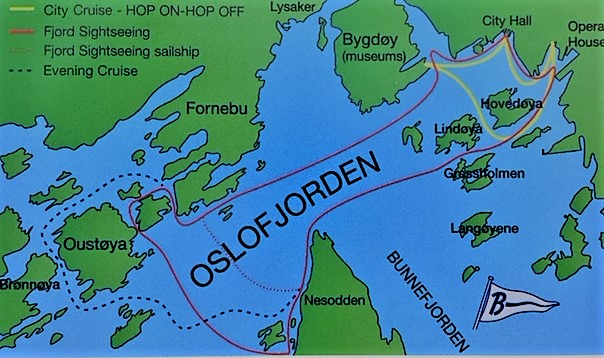 Fjord Sightseeing Cruise Norway Yacht Charter As