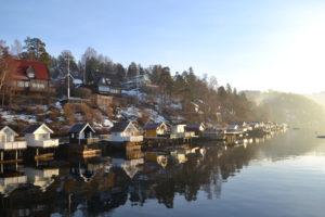 Flaskebekk / Oslofjorden